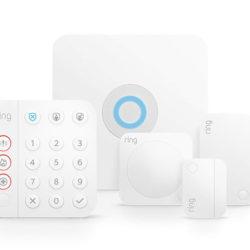 Nuevo kit de alarma Ring de Amazon compatible con Alexa por sólo 149 euros. Antes 249,00€.