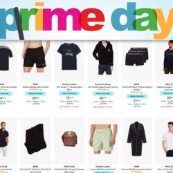 Más de 200 ofertas de Hugo Boss, Armani, Lacoste y Hackett y otras firmas premium en el PRIME DAY.