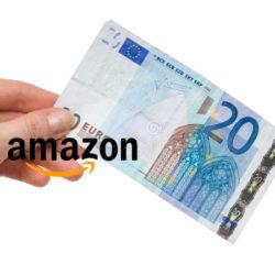 ¡Prepárate para el Prime Day! Recibe 20 euros en Amazon al añadir tu cuenta bancaria.