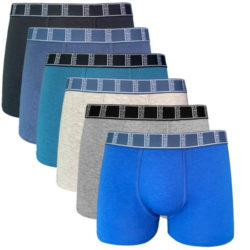 Pack de 6 calzoncillos transpirables Unco para hombre por sólo 9,11€. Me los quitan de las manos.