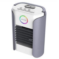 Ventilador/enfriador/humificador de aire, bluetooth por 27,55€ antes 45,91€.