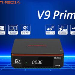 Receptor digital GT Media V9 Prime por 40,19€ antes 66,99€.