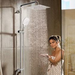 Columna de ducha por 39,99€ antes 79,99€.