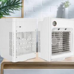 Enfriador/humificador de aire portátil por 29,99€ antes 49,98€.