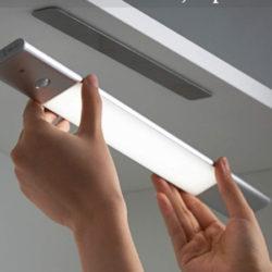 Luz led para armario con detector de movimiento Ezvalo por 14,99€ antes 29,99€.