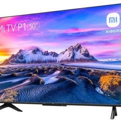 Nuevo televisor Xiaomi Smart TV P1 32'' por 229,00€. 43'' por 399,99€ y 55'' por 549,99€ como oferta de lanzamiento.