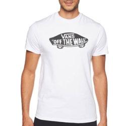 Camiseta para hombre Vans Off The Wall por sólo 13,50€.