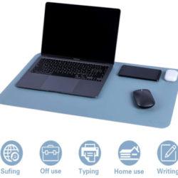 Alfombrilla/protector de escritorio 800x400mm (varios colores) por 6,99€ antes 19,99€.