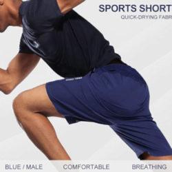 2 pantalones cortos deportivos Camel Crown, secado rápido, por 15,99€ antes 31,99€.