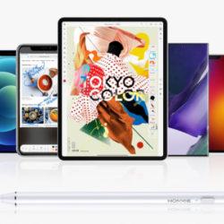 Stylus compatible con tablets IOS/Android, hasta 30 horas de uso por 10,24€ antes 20,49€.
