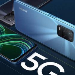 Realme 8 5G 6/128GB por 151€, Realme C21 por 96 euros en Amazon. De nuevo en stock.