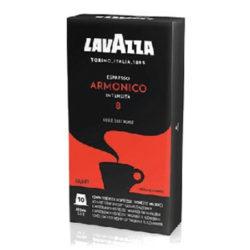 Pack de 10 cápsulas Lavazza Armónico por 0,99€.