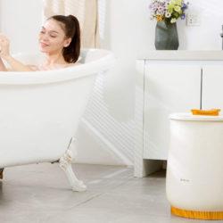 Calentador rápido de toallas Keenray 20L por 54,19€ antes 98,24€.