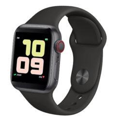 Smartwatch con 9 modos deportivos, frecuencia cardíaca 24h, saturación de oxígeno en sangre, IP67 por 17,99€.