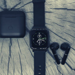 Smartwatch Aukey LS02, 12 modos deportivos, hasta 20 días de autonomía, IP68 por 19,99€ antes 39,99€.
