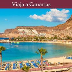 Viaja a Canarias en Septiembre desde 109 euros con 5 noches de hotel y viaje incluido.