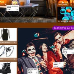 4€ de descuento a partir de 4,01€ en este listado de artículos de Aliexpress de hogar, Halloween o moda femenina. Te puede salir casi gratis.