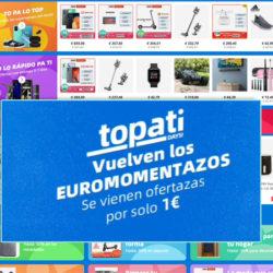 Comienza la promoción TO PA TI de Aliexpress. Cupones de hasta 45 euros de descuento y smartphones por un euro.
