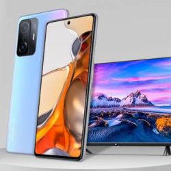 Nuevo Xiaomi 11T 8/256GB por 599,99€ y de regalo un televisor Xiaomi P1 2021 de 32 pulgadas en El Corte Inglés.