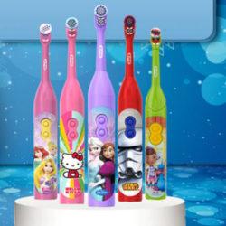 Cepillos eléctricos para niños Oral-B a partir de 3 años desde sólo 11,73€.