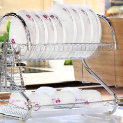 Escurridor de platos y cubiertos por 14,99€ antes 29,99€.