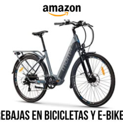 Ofertas en Bicicletas y E-Bikes en Amazon