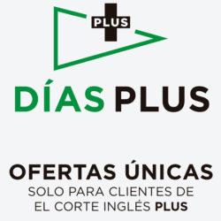 ¡Día Plus! Sólo hoy 20 de Octubre: Miles de ofertas exclusivas para clientes con tarifa plana de envíos (gratis el primer mes).
