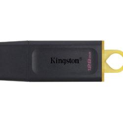 Memoria USB 3.2 Kingston DataTraveler Exodia DTX de 128GB por sólo 11,99€ antes 18,99€.