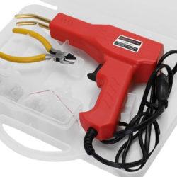 Pistola grapadora para soldadura de plásticos en parachoques y demás materiales plásticos por 23,99€ antes 39,98€.